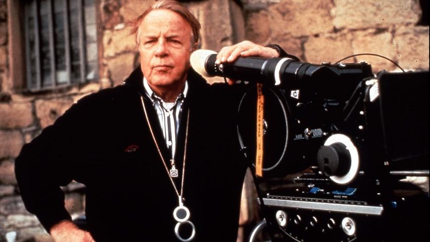 Italian 'genius' film director Franco Zeffirelli dead at 96