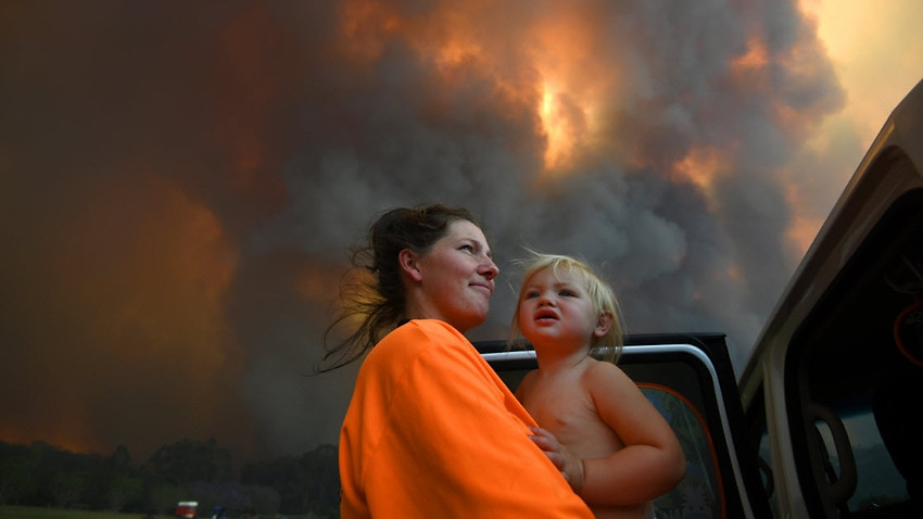 Image for read more article 'Relief as NSW survives 'catastrophic' bushfire conditions but danger not over'