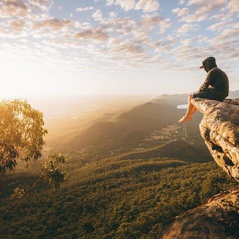 Backpacker in Australia