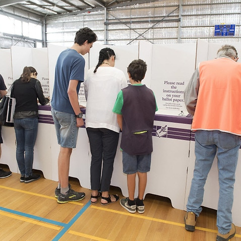 The Australian Electoral Commission says a record number of Australians have enrolled to vote at the 2019 federal election