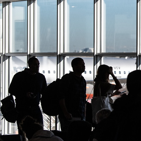 The nation's permanent migration intake has fallen amid the fallout of the coronavirus pandemic.