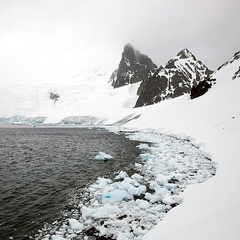 Orne Harbour, Antarctic Pensinsula