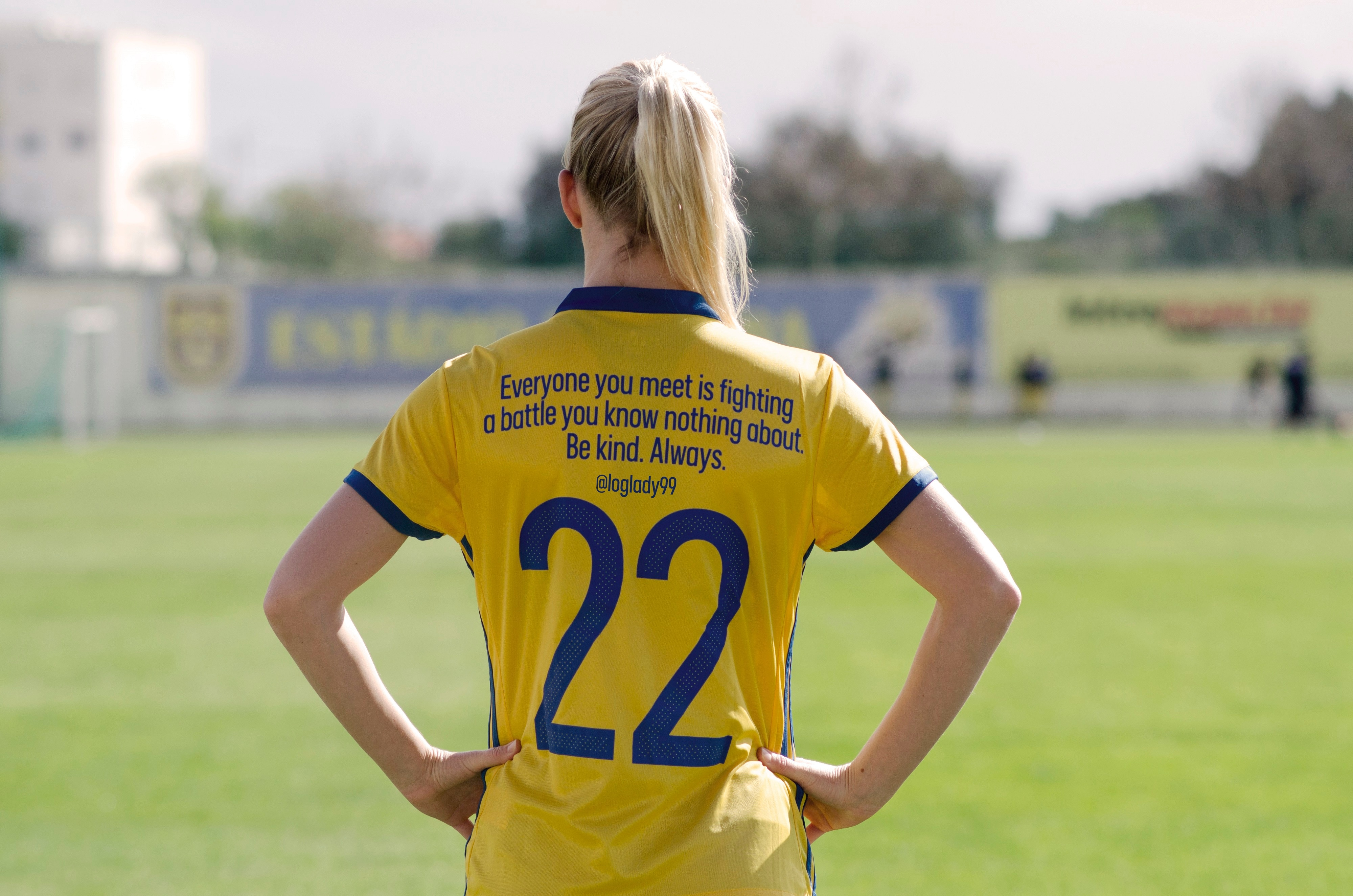 Believe in your damn self': Sweden's football team switches