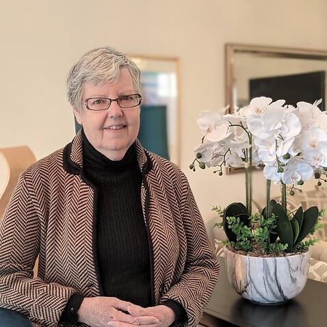悉尼ESL志愿教师Elaine Macdonald
