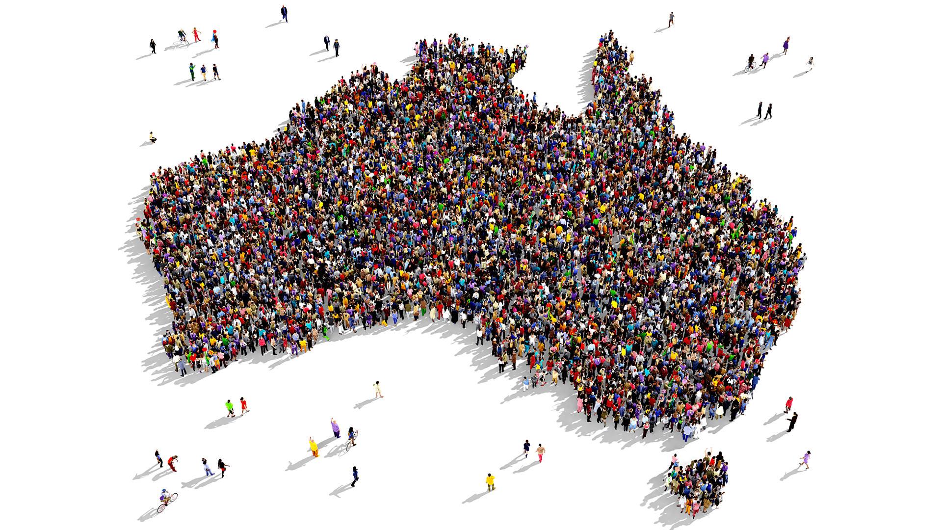 Queensland had the fastest growing Net Overseas Migration in Australia.