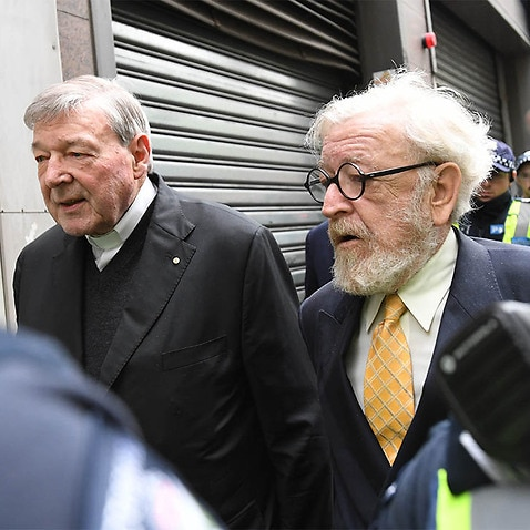 High-profile criminal defence barrister Robert Richter QC has reportedly quit George Pell's legal team before the cardinal's appeal bid.