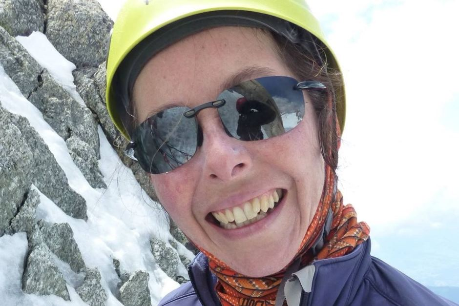 Mountaineer Ruth McCance, from Sydney, is missing in the Himalayas.