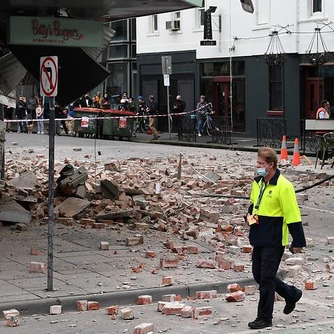 Earthquake Victoria