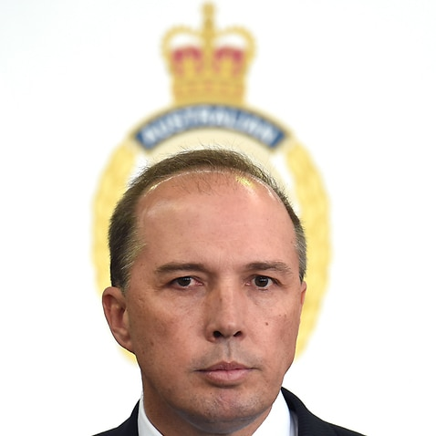 Minister for Immigration and Border Protection, Peter Dutton