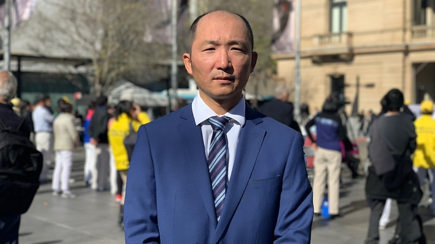 Image for read more article 'Falun Gong members in Australia share stories of torture, 20 years after China ban'