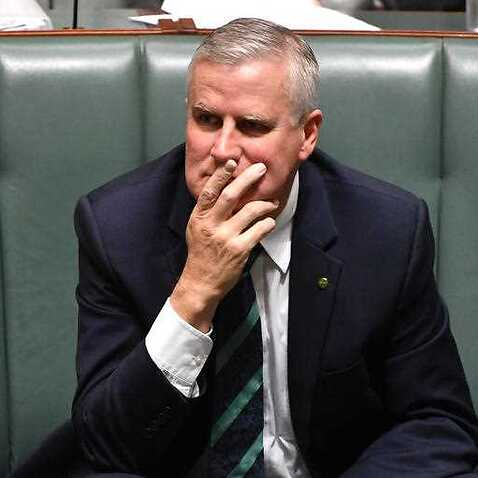 Minister for Small Business Michael McCormack.