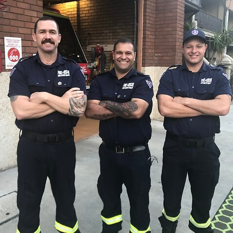 NSW's first all Indigenous firefighting crew say the job is about a lot more than turning up to emergencies.