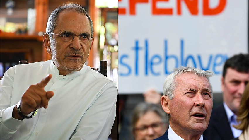 Jose Ramos-Horta urges Australia to drop Witness K, whistleblower charges
