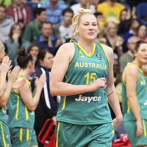 Australia v New Zealand - Women's FIBA Oceania Championship