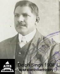 Delph Singh