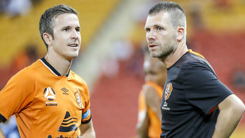 Roar skipper McKay coy on future plans