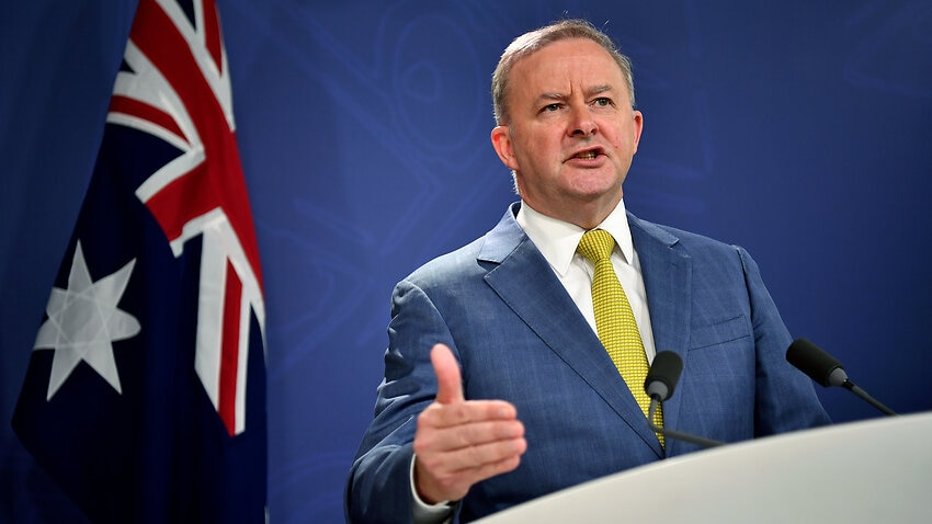Anthony Albanese says Australia Day should stay on 26 January