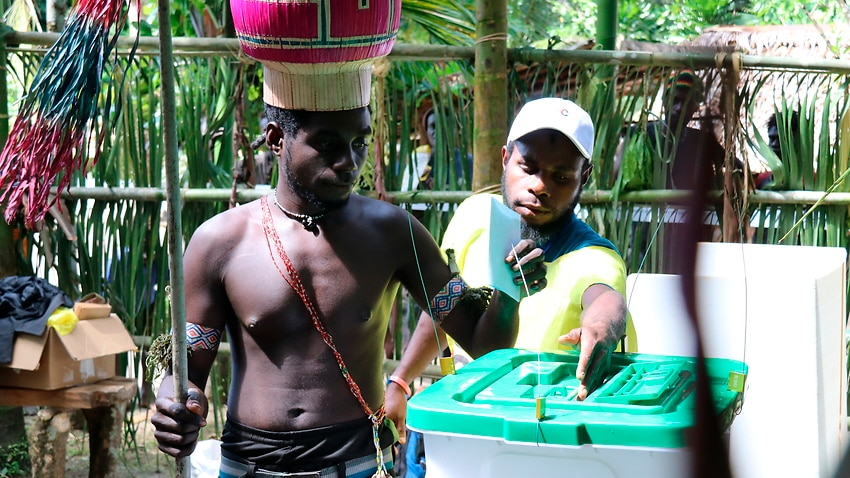 Image for read more article 'Bougainville has voted to become a new country, but its journey to independence is far from over'