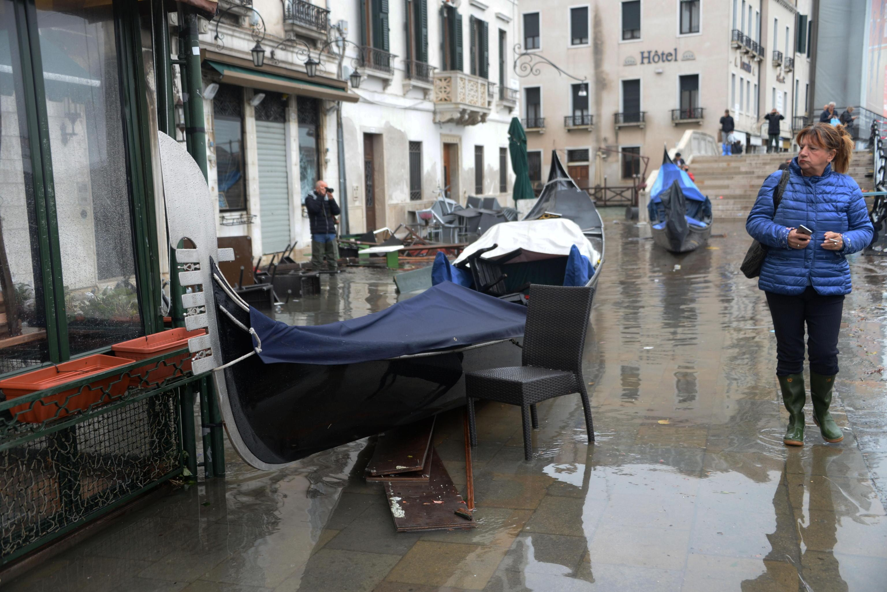Cultural Institutions Close as Venice Endures Worst Flooding in Fifty Years