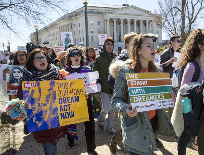 DACA Deadline Passes But Insecurity Remains For Local Dreamer