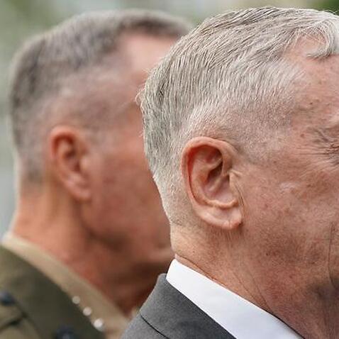 Mattis promises North Korea 'massive response' if allies threatened