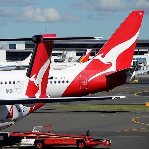 Qantas made the announcement on Thursday.