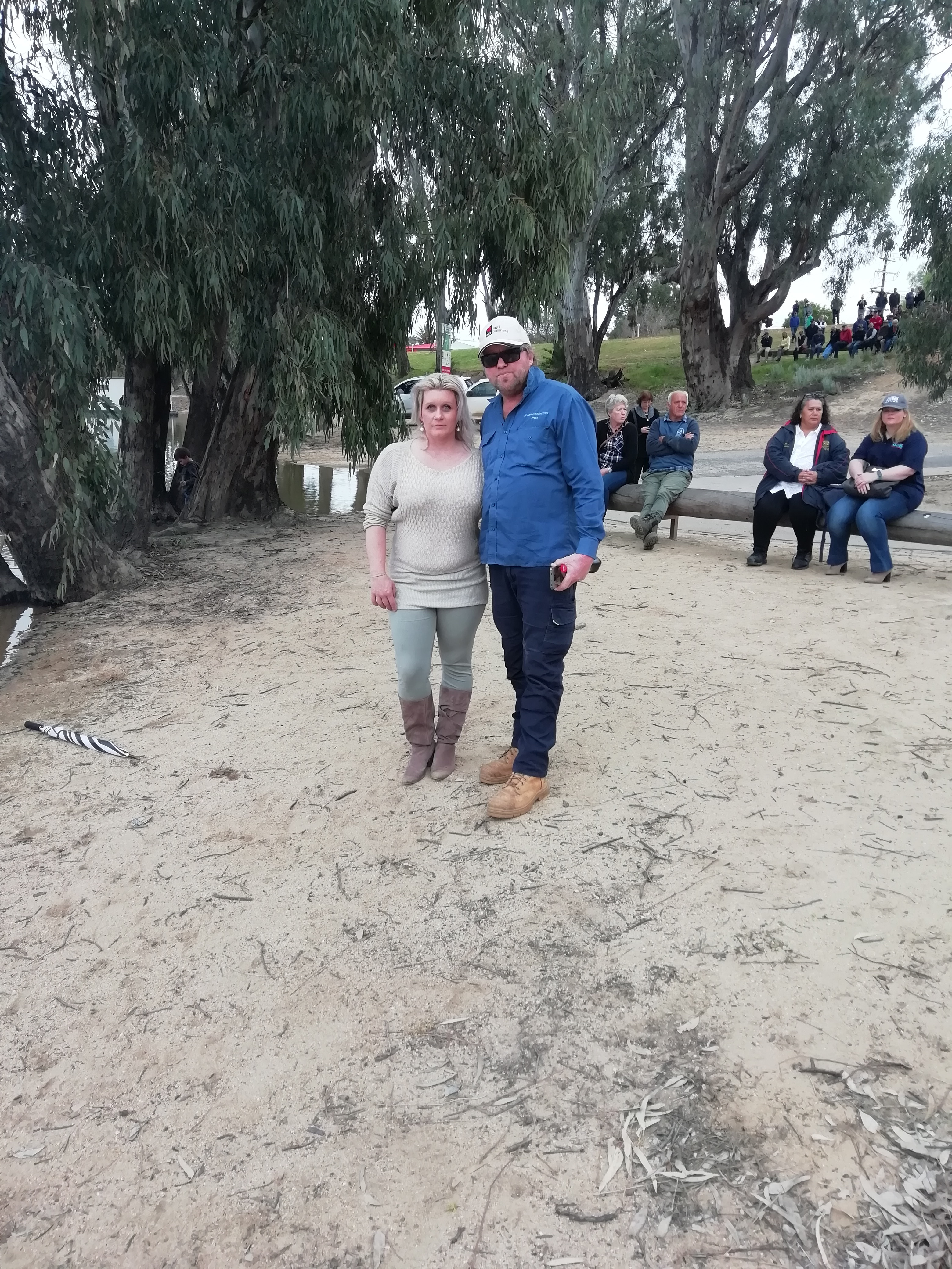 Victorian farmer Melissa Portingale, who tried to trade a rare collectible Woolworths Ooshie for irrigation water, said the plan is 'absolute chaos'.