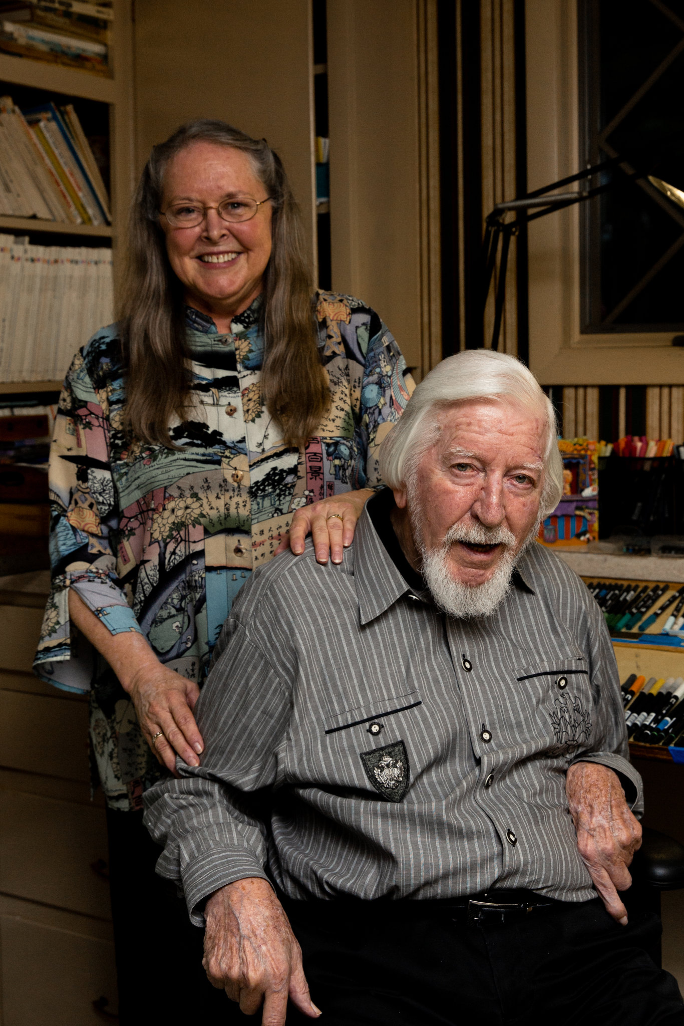 "Spinney met his future wife, Debra, while working on Sesame Street"" in 1972."