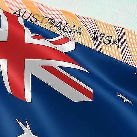 Australian visa processing system