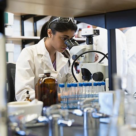 Un científico chileno es reconocido en Australia por ser uno de los mejores del país