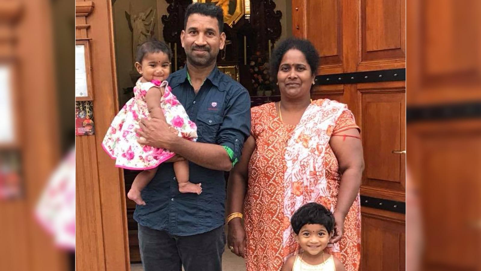 Nadesalingam-Priya family
