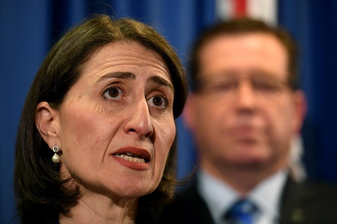 NSW Premier Gladys Berejiklian addresses the issue of pill testing.