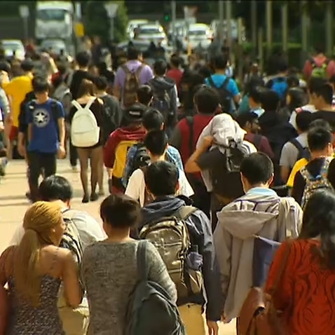 International students are being encouraged to study at regional universities rather than in major cities under a federal government plan to ease population growth in our capital cities.