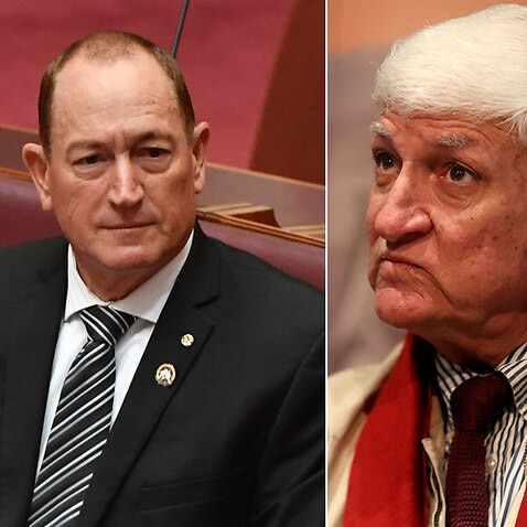Fraser Anning: Australia MPs condemn 'final solution' speech