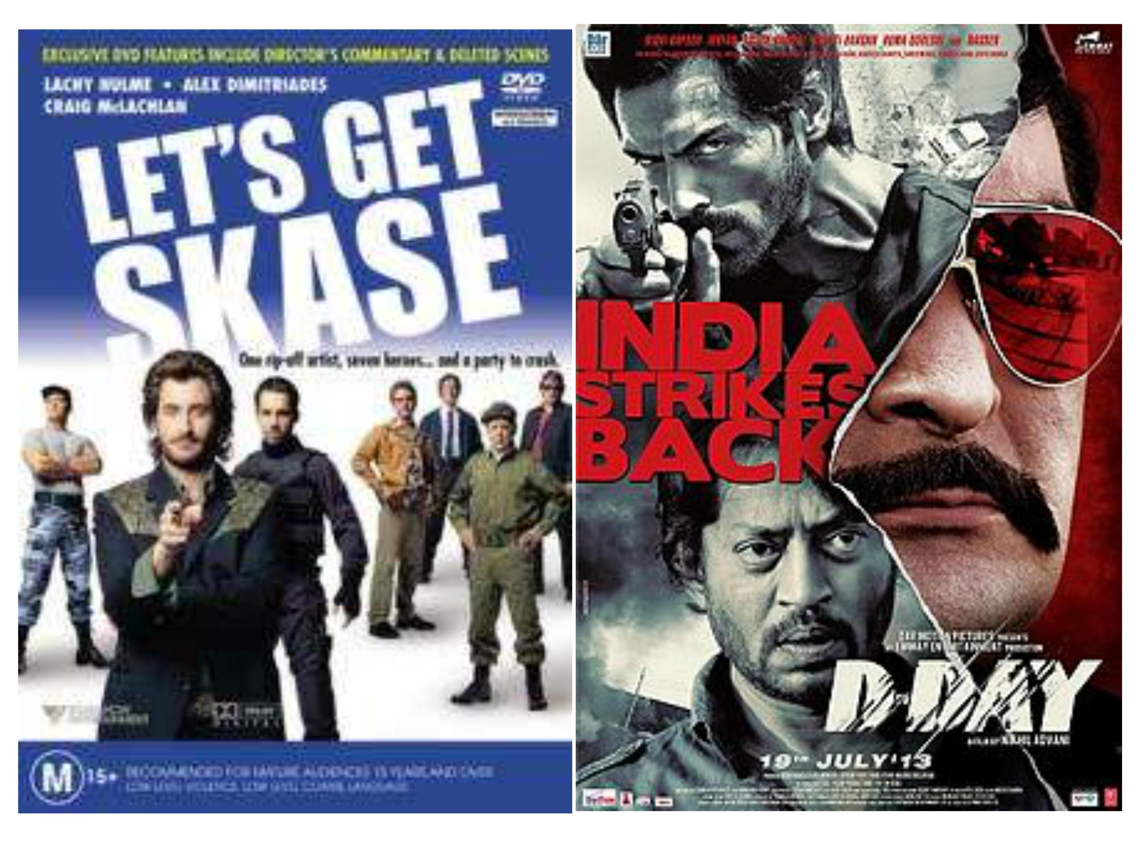 Let's Get Skase (2001) and D-Day (2013)