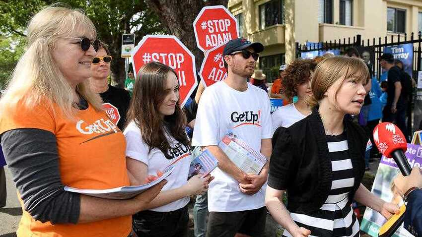 Image for read more article 'Activists GetUp ruled independent of parties by Electoral Commission'