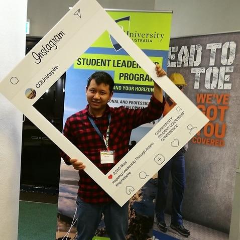 Niraj Thapa Magar Social Innovation International Student Sydney Australia