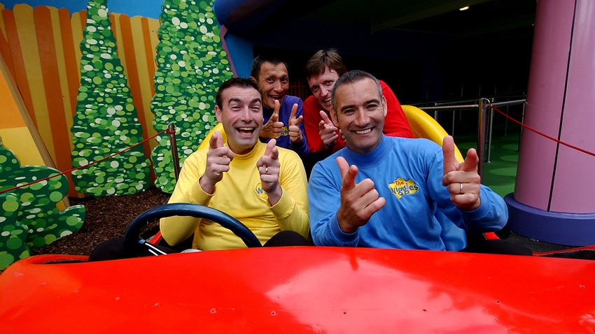 Yellow Wiggle Greg Page suffers heart attack during bushfire benefit concert