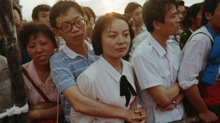 Image for read more article 'This is how the 1989 Tiananmen Square massacre unfolded'