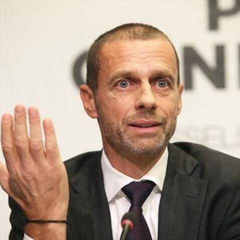 UEFA president Ceferin