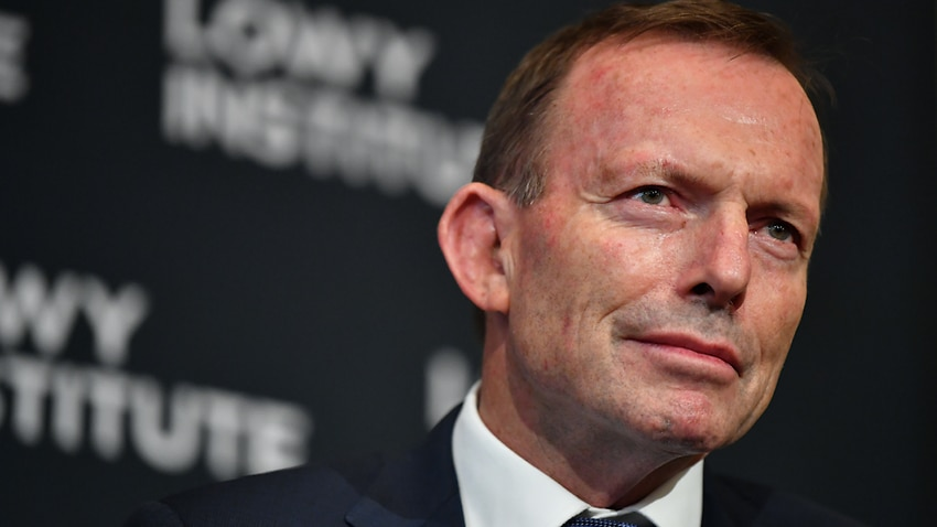 Image for read more article 'Tony Abbott has been given a Queen's Birthday honour for Indigenous service and border control'