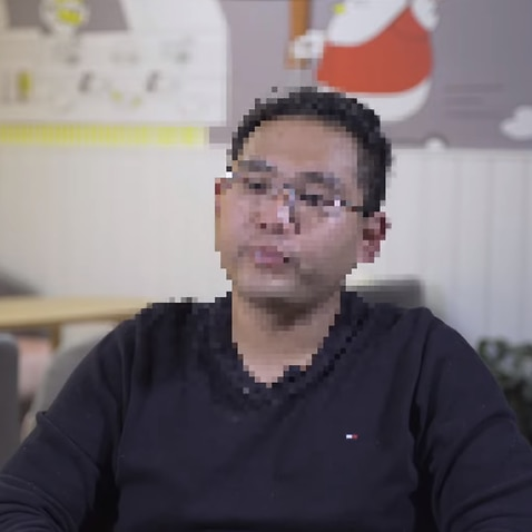 Fun Tea owner Jason Duan speaks out in an interview uploaded to YouTube.