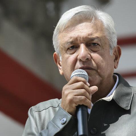Presidente electo Andrés Manuel Lopez Obrador