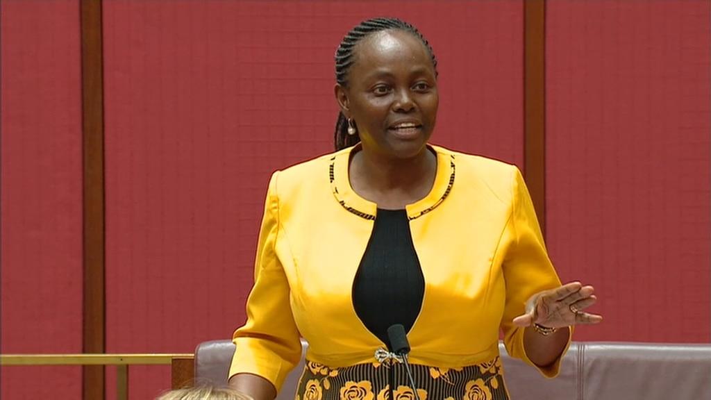 Senator Lucy Gichuhi