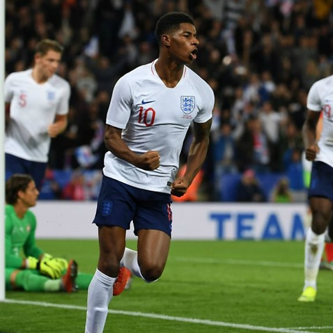 Southgate understands Mourinho's use of Rashford