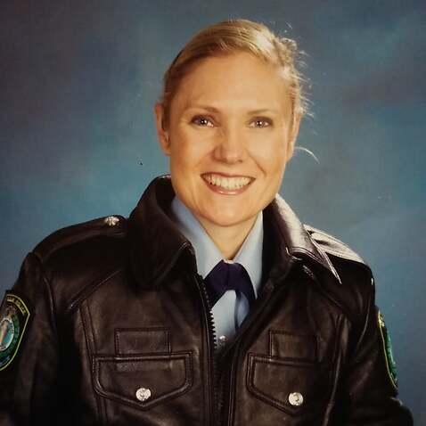 Senior Constable Kelly Foste