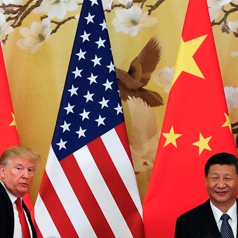 Concerns over the theft of intellectual property by China is prompting Donald Trump to announce sanctions.