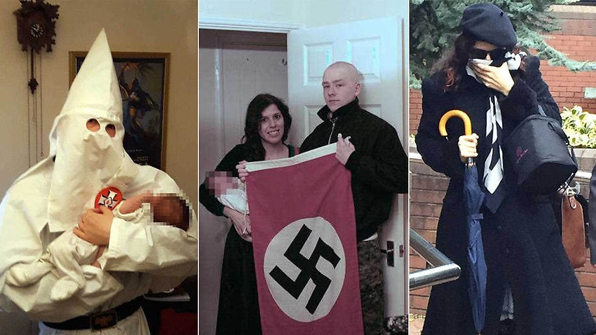 Image for read more article 'Neo-Nazi parents who named child after Hitler sentenced to jail '
