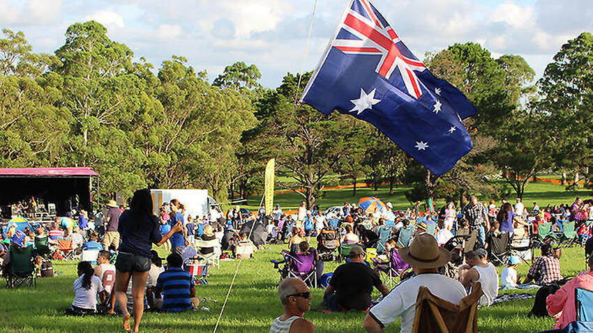 Image for read more article 'Migrants embrace Australia Day celebrations in their new home'