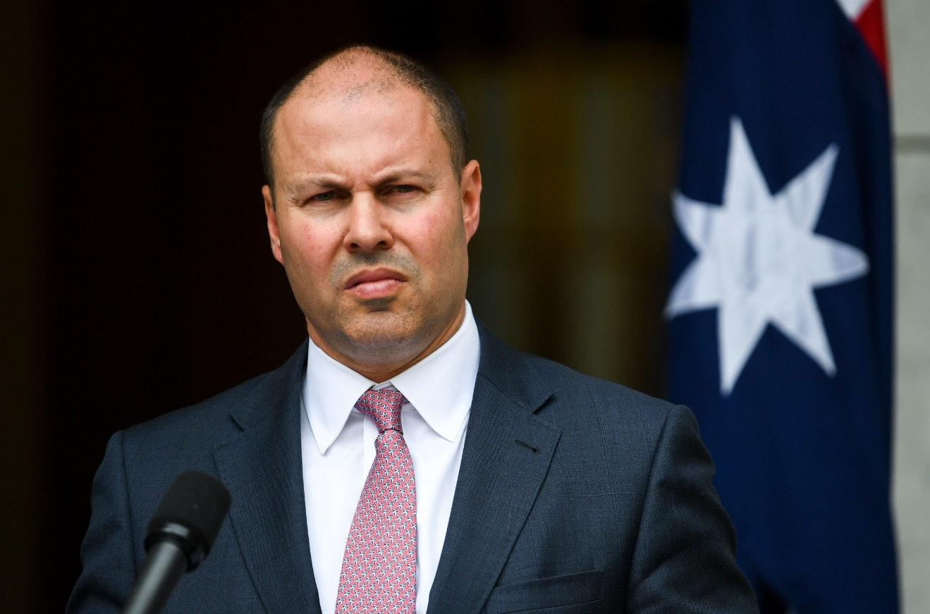 Treasurer Josh Frydenberg has rejected Labor's call for a 'wellbeing budget', similar to New Zealand's.